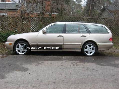2000 Mercedes E320 4matic by 2000 Mercedes E320 4matic Wagon 4 Door 3 2l 7 Seater