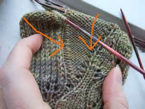 how to m1p in knitting 29 january 2010 yarn harlot