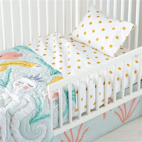 toddler crib bedding marine themed toddler bedding the land of nod