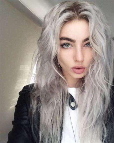 hair silver 78 grey hairstyles to try for a new look