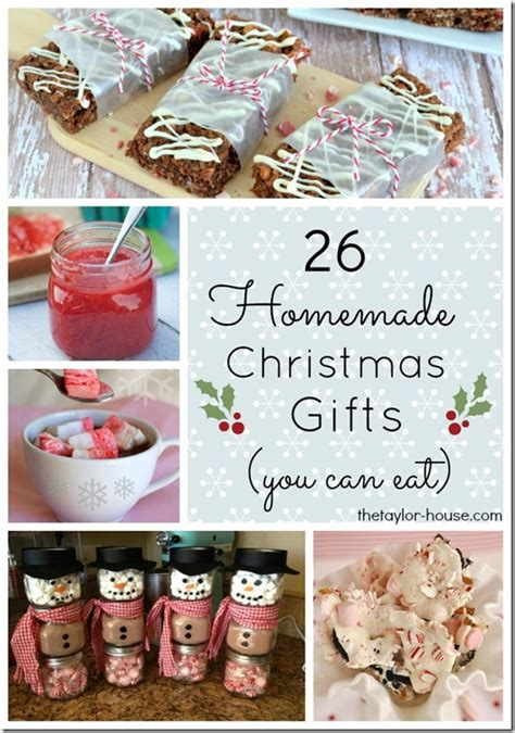 gifts for to make 26 edible gift ideas the house