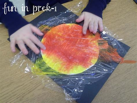 astronomy crafts for in prek 1 there s no place like space outer space