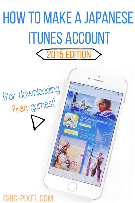 how to make an itunes account without a credit card how to make a japanese itunes account to free