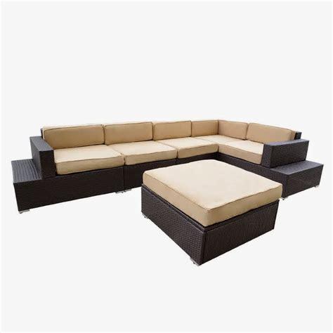 outdoor sofa sectional big sale discount 50 outdoor patio rattan sofa wicker