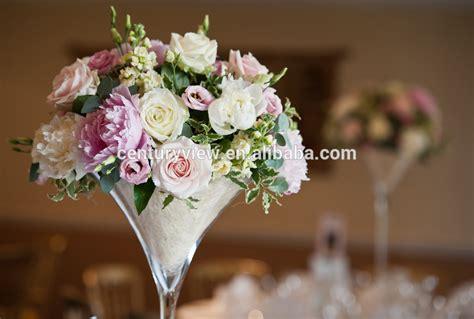 vases for centerpieces wholesale stemmed wholesale martini glass vases centerpieces