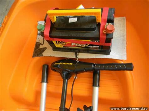 Vand Motor Electric by Vand Barca Cu Motor Electric Barcisecond Vanzari