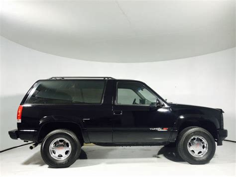 manual cars for sale 1993 gmc yukon navigation system 1993 gmc yukon gt cold a c fresh service 4x4 black suv manual