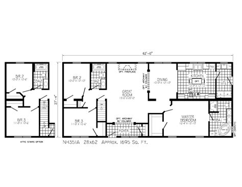 ranch style floor plan custom ranch house plans smalltowndjs