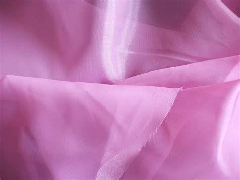 Curtain Backing by Pink Voile Quality Fabric
