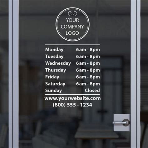 store hours 1000 ideas about open signs on barber shop
