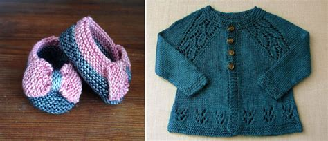 baby knitted clothes boutique baby clothes to knit 10 free patterns
