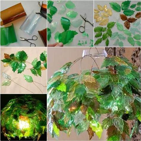diy plastic how to diy unique chandelier from plastic bottles
