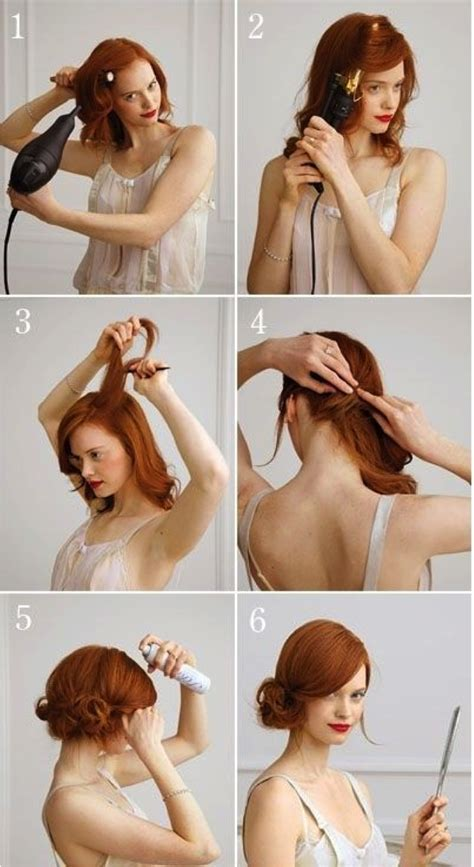 how to do easy 1920s hairstyles for mid hair with fringe roaring twenties hairstyles for copacetic couture moda