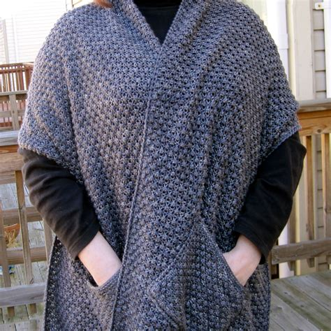 how to knit a pocket knit wrap pattern warm bramble lace pocket shawl pattern