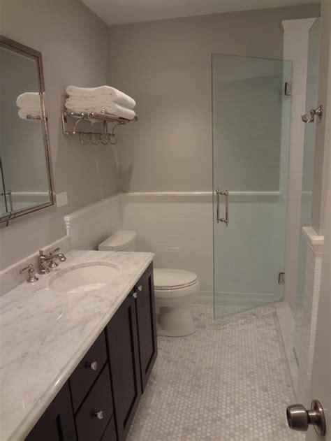 bathroom chair rail ideas tile chair rail tile design ideas