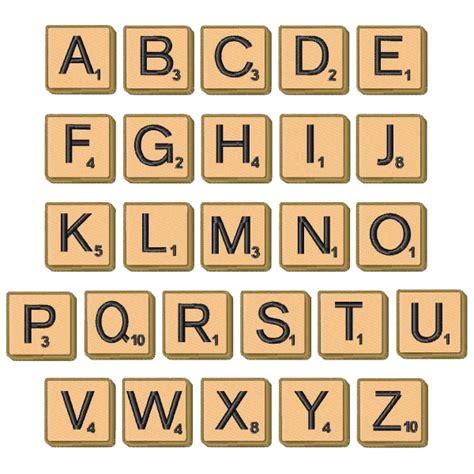 scrabble letter tiles printable scrabble letter tiles clipart clipartsgram