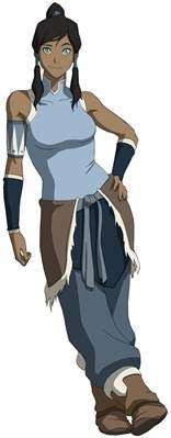 legend of korra korra avatar legend of korra minecraft skin