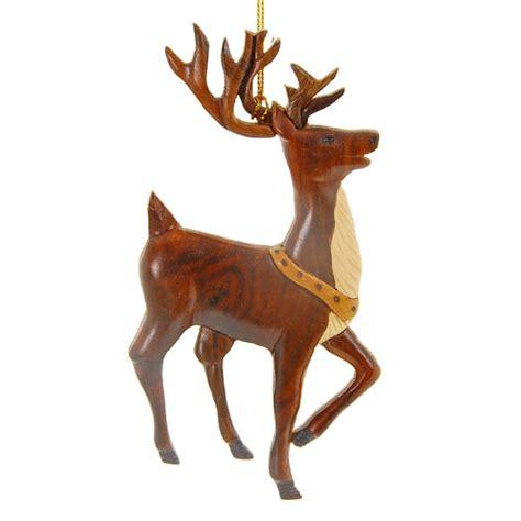 reindeer lawn ornament reindeer ornament 28 images gold glitter reindeer