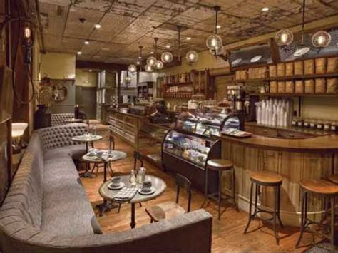 Coffee Shop Design for Small Space Ideas   YouTube