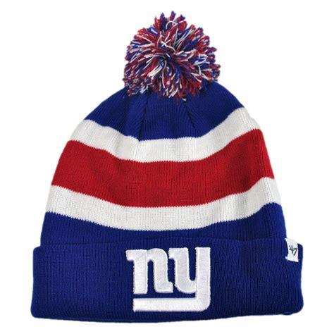 ny giants knit hat 47 brand new york giants nfl breakaway knit beanie hat nfl