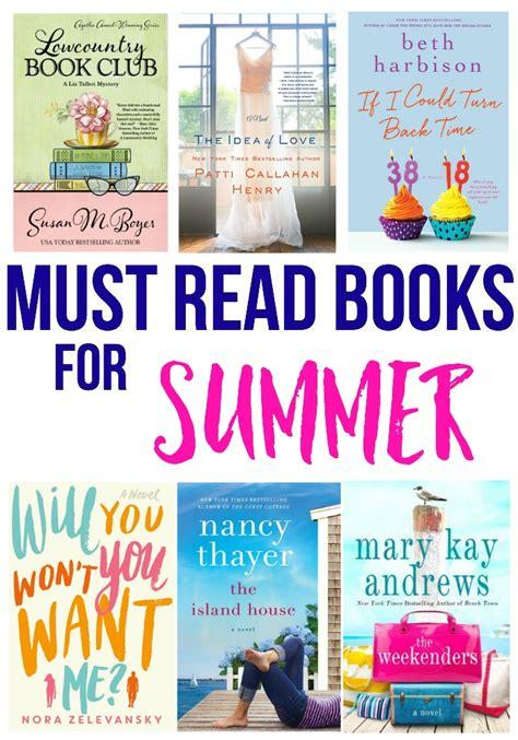 must read must read books for summer bradford