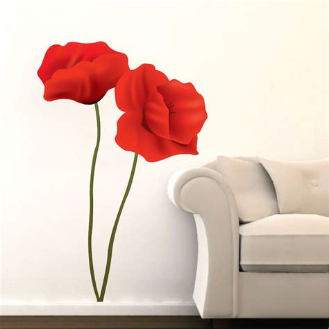 flower stickers for walls flower mural decal floral wall decal murals