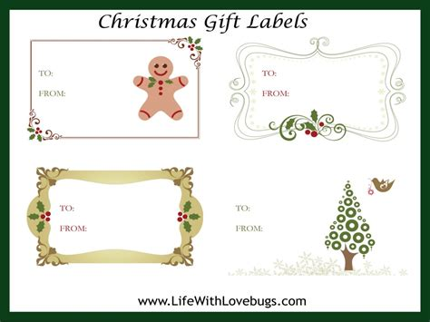gift labels print free free gift tag label printable