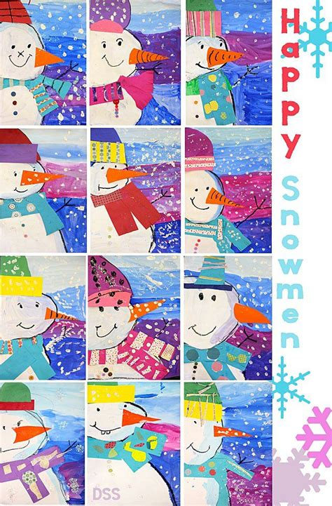 ac craft projects 174 best winter lessons images on