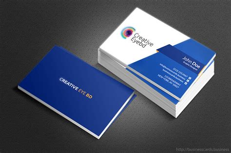 websites to make business cards for free free eye bd business card template business cards templates