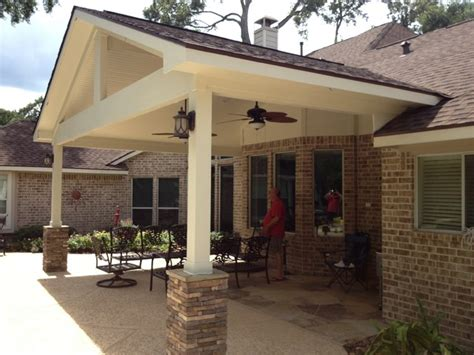 Make Your Own Canopy covered patio traditional patio houston by
