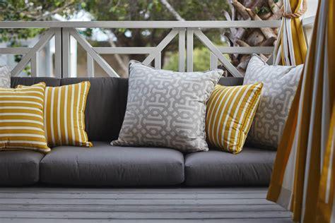 patio cushions and pillows fabrics for the home sunbrella fabrics
