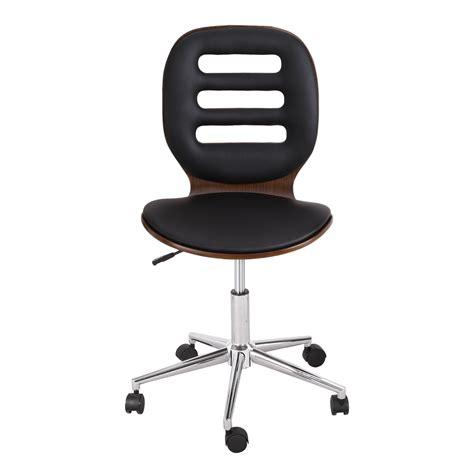 armless swivel desk chair crboger desk chair armless lider plus armless white