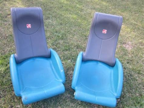 Step 2 Gaming Chair by Step 2 Chairs They Rock And Sit On Ground Reduced