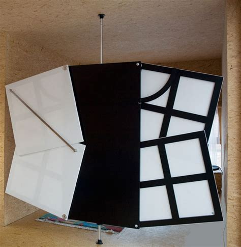 origami door these amazing doors fold onto themselves like origami