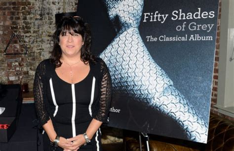 fifty shades of grey author fifty shades author e l on book to big screen