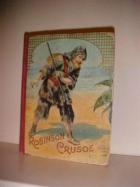 robinson crusoe picture book robinson crusoe book