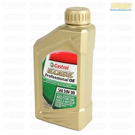 Bmw Synthetic by 07510037195 Bmw Castrol Slx 5w 30 Synthetic For