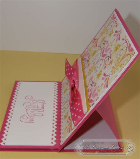 how to make a creative birthday card july 2010 so creative cards