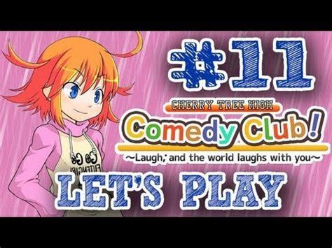 cherry tree high comedy club let s play cherry tree high comedy club part 11 sleuthin miley