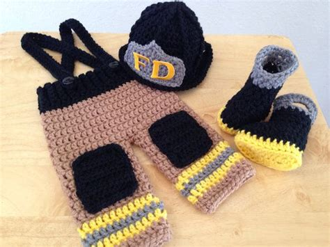 knitted fireman hat pattern 1000 images about crochet baby fireman on