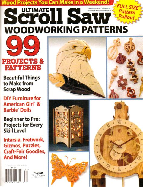 scroll saw woodworking magazine free scrollsaw woodworking and crafts pdf