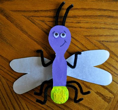 insect crafts for 5 bug crafts for