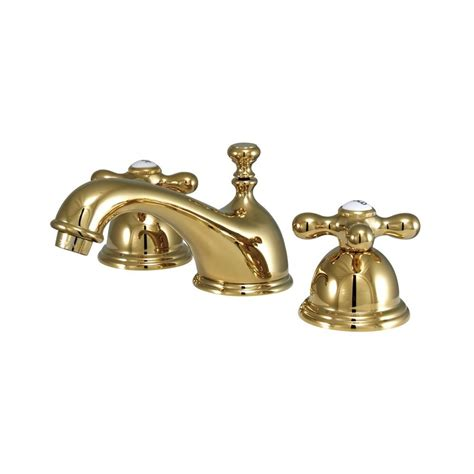 All Metal Kitchen Faucet shop elements of design chicago polished brass 2 handle