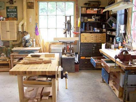woodworking stores show us your shop ed grant