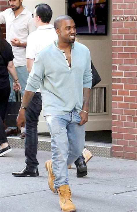 wearing lights kanye west casual style inspiration