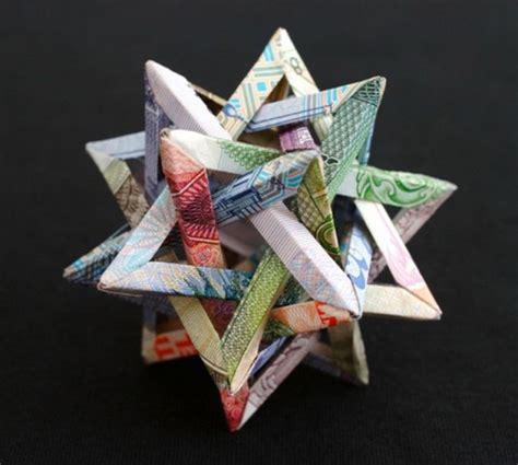 Paper Money Origami Origami
