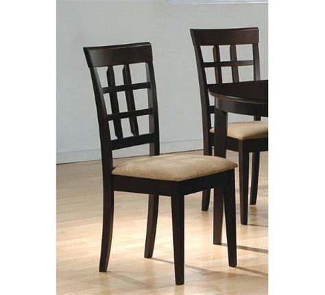contemporary dining room chairs add style to your dining room using coaster contemporary style dining chair modern home decor