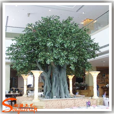 gros durable arbre artificiel pas cher artificielle arbres grande ext 233 rieur artificielle arbre