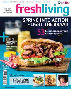 fresh living september 2014 new look and afrikaans