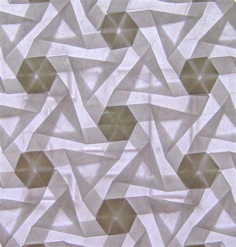 Tessellation Origami 171 Embroidery Origami